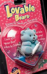 Electronic talking 'Lovable Bear' children's toy  1999.