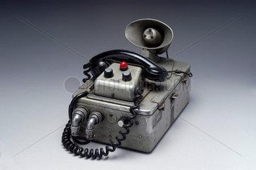 Ultra Valiant VHF radio telephone  1963.