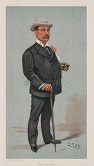 Thomas Salter Pyne  British engineer  1900.