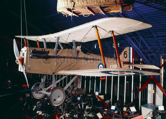 SE5a fighter  1917.