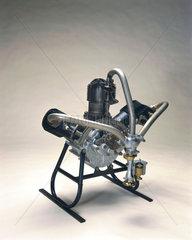 3-cylinder Anzani aeroplane engine  1908.