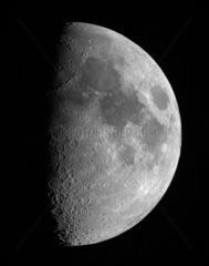 Gibbous Moon  18 March 2005.