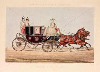 'Sir John Gerard's Chariot'  1844.
