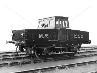 Electric locomotive  1914.