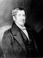 Charles Chubb  British locksmith  19th century.