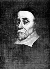 William Harvey  English doctor  mid 17th century.
