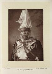 'The Duke of Cambridge'  1892.