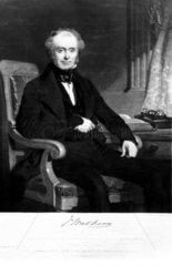 John Walker  English inventor  c 1830.