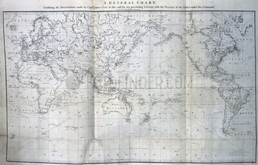 The voyages of Captain Cook  c 1784.