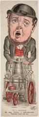 'To a Milkman'  1880-1890.