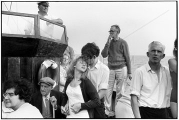 Beachy Head Tripper Boat  1967.