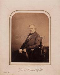 John Dickinson  1856-1865.