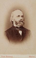 Carl Wilhelm von Naegeli  German botanist  c 1870s.
