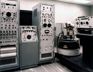 Prototype Apollo Lunar Optical Rendezvous System (LORS)  1966.