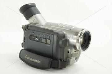 Panasonic NV-DS11 Mini DV Camcorder  c 2003.