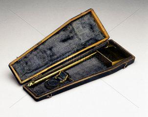 Wollaston type camera lucida  1806-1820.