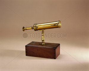 Gregorian telescope  c 1745.