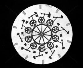Stroboscopic disc by Professor Stampfer.