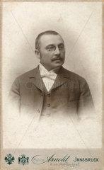 Gustav Adolph Kroupa  1901.