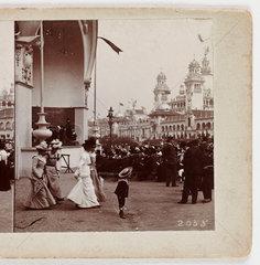 'Glasgow International Exhibition'  1901 .