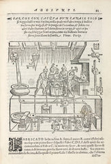 Forge powered by a single channel of water  1589.