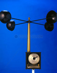 Four-cup anemometer  1846.