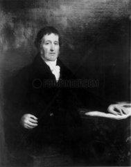 William Murdock  Scottish engineer and inventor of coal-gas lighting  c 1800.