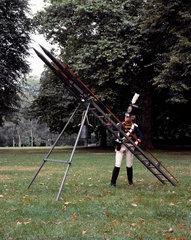 Congreve Bombarding Frame  1806.