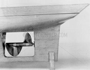 'Archimedes' screw propeller  1839.