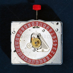'Beta 21' Quartz wristwatch movement  1969.