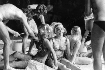 'Meat Joy'  New York  1964.