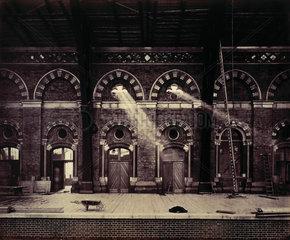 St Pancras Station  London  1868.