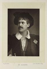 'Mr. Alexander'  1893.