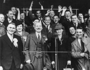 Clement Attlee (1883-1967)  Labour politici
