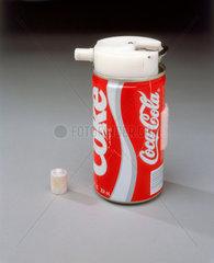 Prototype 'Coca Cola Space Can'  1985.