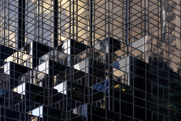New York City  USA  Fassade des Trump Towers in der 5th Avenue