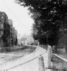 'High Street  Oxford'  July 1842?