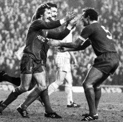 Liverpool v Nottingham Forest  19 February 1979.