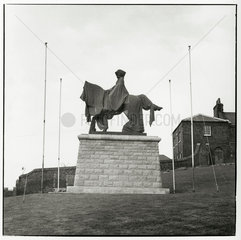 Monument  c 1960.