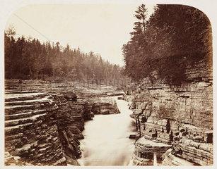 'Natural Steps'  1860.