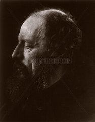 'Alfred Tennyson'  1866.