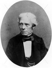 Michael Faraday  English physicist  1850.