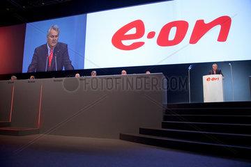 Essen  Deutschland  Dr. Wulf H. Bernotat  Vorstandsvorsitzender der E.ON AG