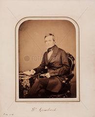 Rudolph Grisebach  German plant taxonomist  1854-1866.