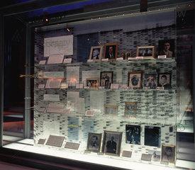 'DNA Identity' showcase in the Who Am I? Ga