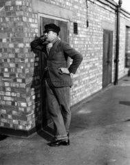 The drifter  1 February 1934.