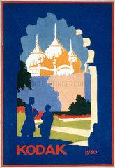 Kodak brochure  1930.