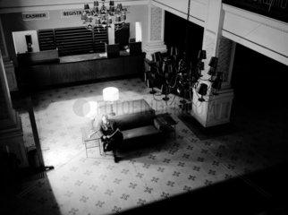 Hotel Hamilton  Utica  New York  USA  November 1963.