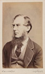 Sir Joseph Dalton Hooker  British botanist  late 19th century.