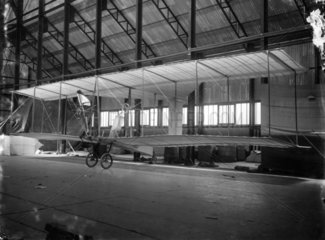 Cody Aeroplane No1  possibly 1907.